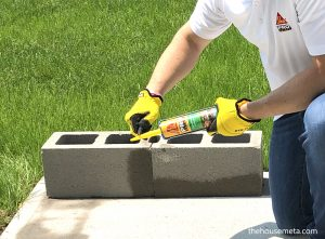 Best concrete block adhesive
